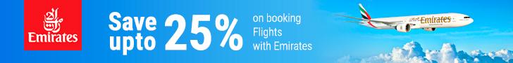 Código Descuento Emirates.com