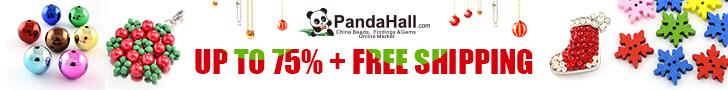Código Descuento Pandahall.com